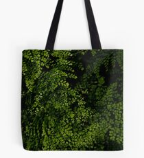 Small leaves.  Tote Bag