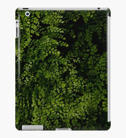 Small leaves.  iPad Case/Skin