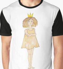 Rebel Princess Graphic T-Shirt