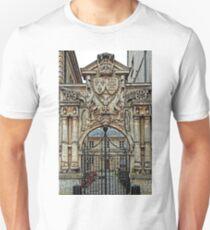 Bienvenue Au La Ville De Compiegne - HDR ©  Unisex T-Shirt