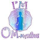 I'M OM-MAZING Colour by FRANKEY CRAIG