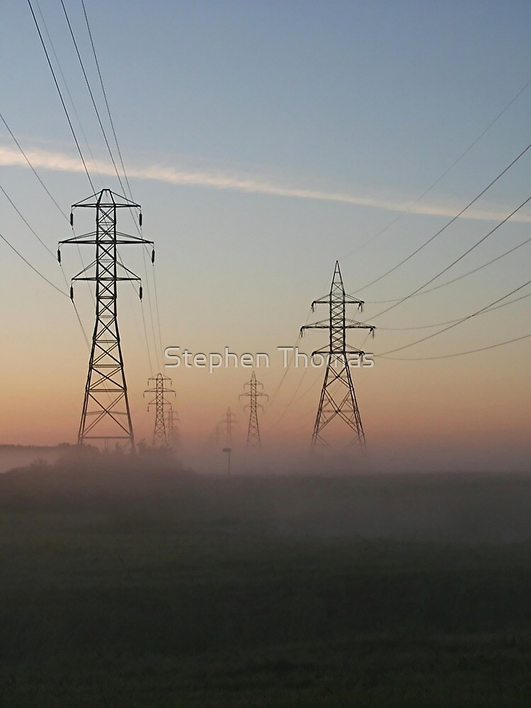 Electric Dawn by Stephen Thomas