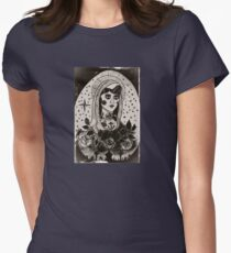 Ave Maria Women's Fitted T-Shirt