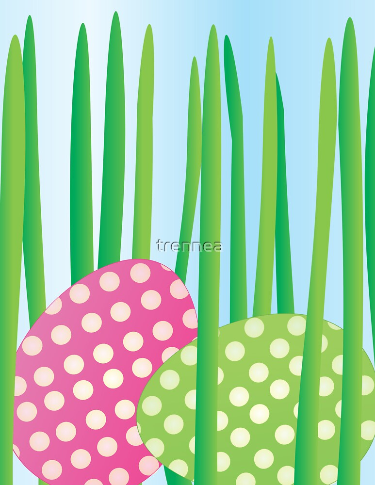 Egg Hunt No.1 by trennea