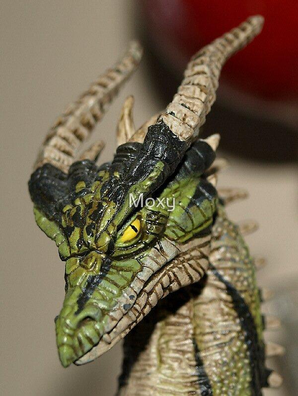 Dragon 2 by Moxy