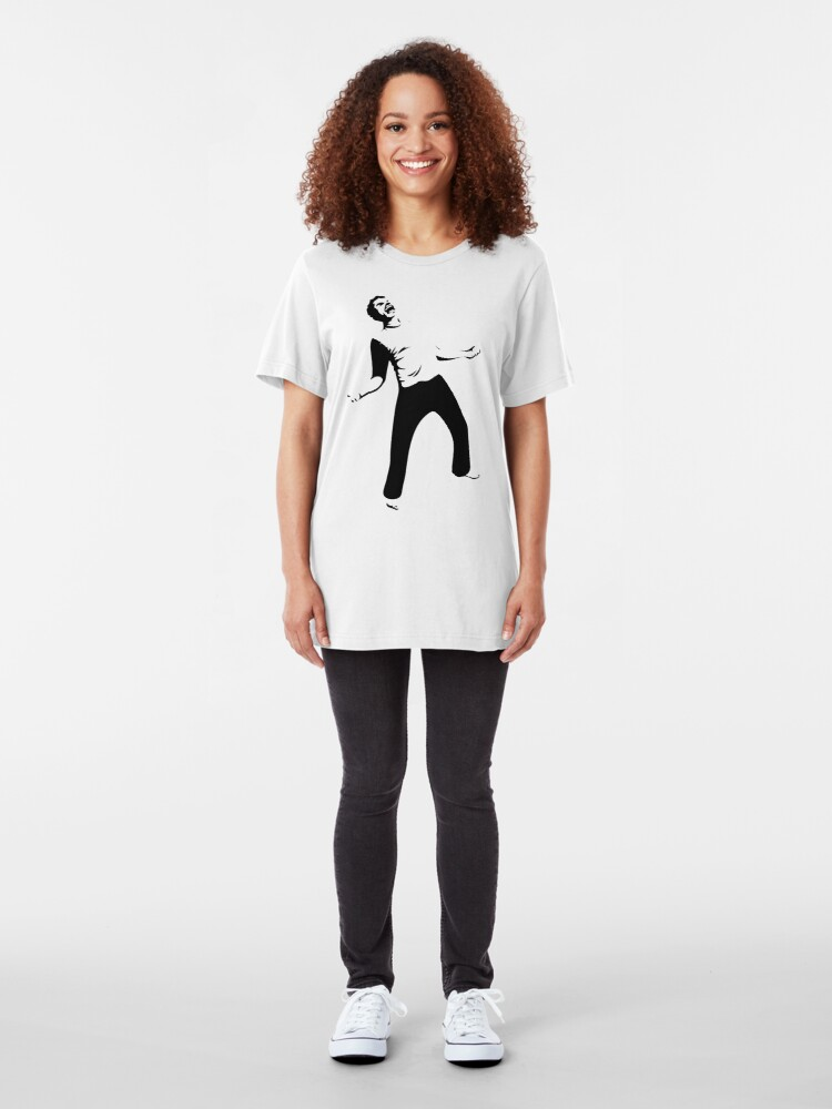 Alternate view of All The Rage Slim Fit T-Shirt
