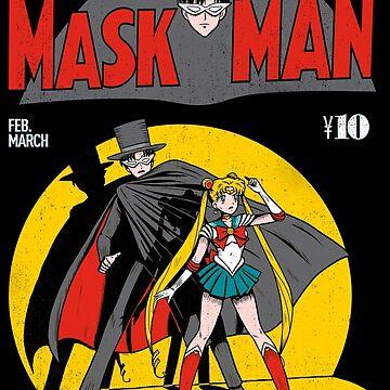 Maskman by paula-garcia