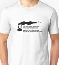 Explain to Future Generations Unisex T-Shirt