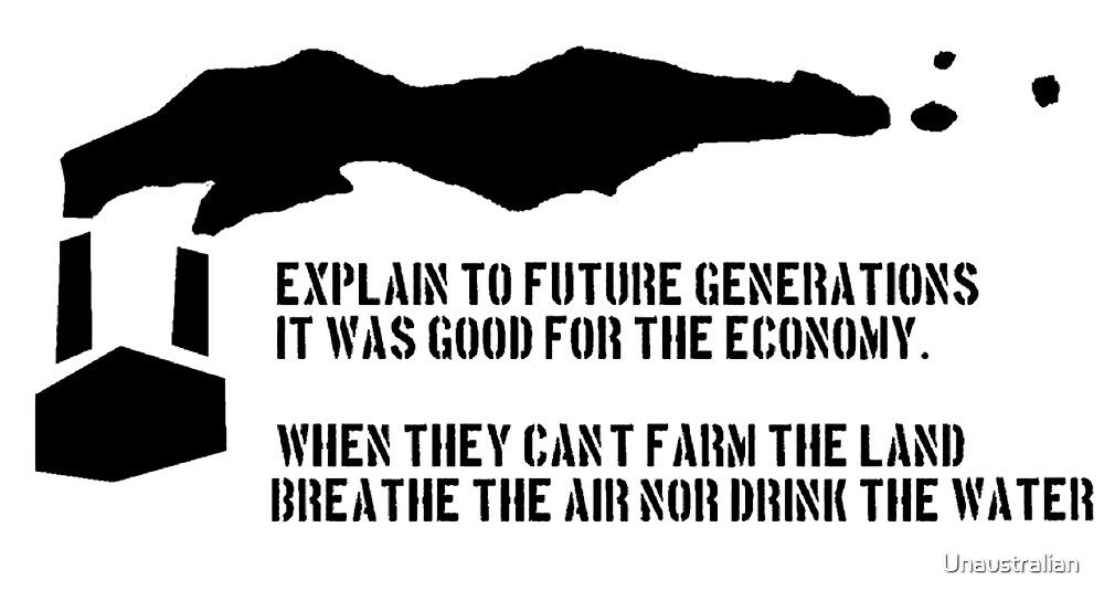 Explain to Future Generations by Unaustralian