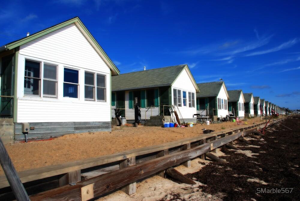 Cape Cod Cottages by SMarble567