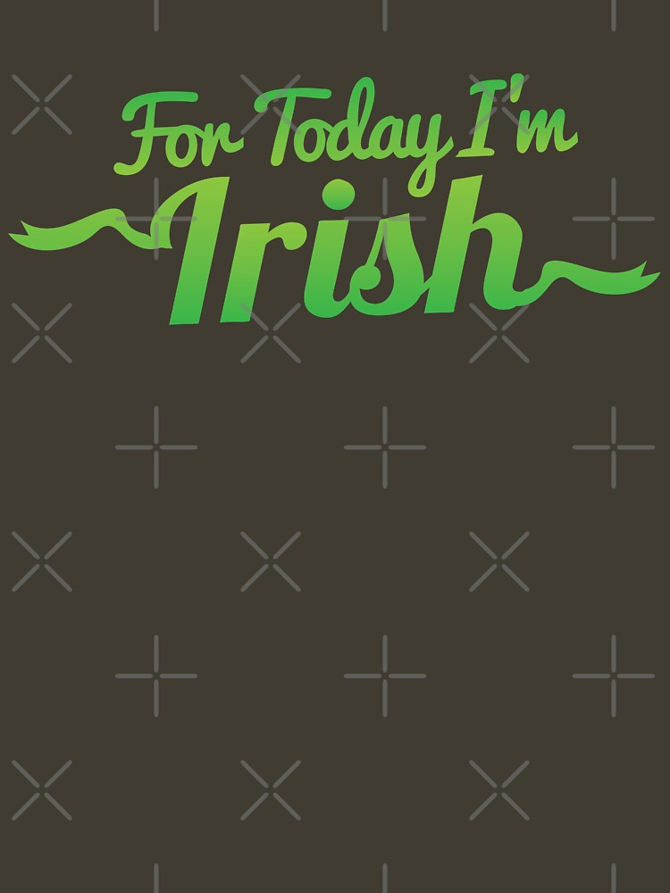 For TODAY I'm IRISH! by jazzydevil