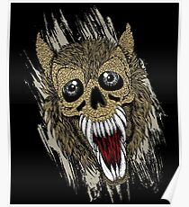 Scare Wolf  Poster
