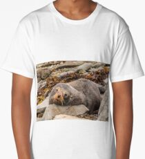 Resting Seal Long T-Shirt