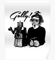 Golly! Poster