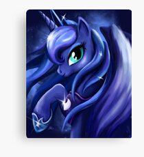 Princess Luna Canvas Print