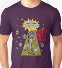 Plan 9 from outer space tee shirt Unisex T-Shirt