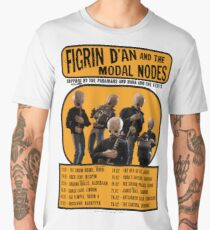 The Cantina Band Tour Poster Men's Premium T-Shirt
