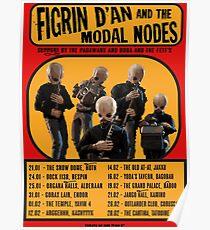 Das Cantina Band-Ausflug-Plakat Poster