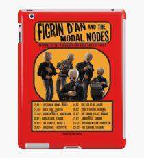 The Cantina Band Tour Poster iPad Case/Skin