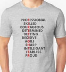 Firefighter Definition  T-Shirt