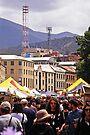 Salamanca Market—Hobart, Tasmania by BRogers