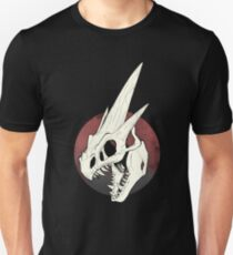 Pokemon - Mega Charizard Y Skull Unisex T-Shirt