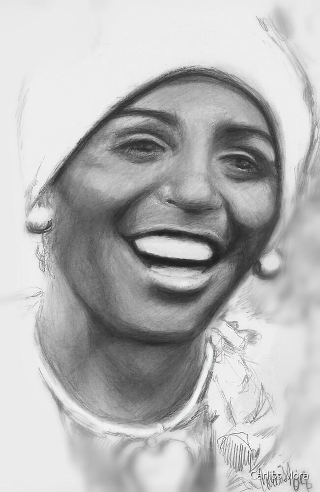 Shirley Bassey by Carliss Mora