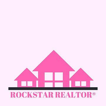 Rockstar Realtor® Pink by DaniHoffmann