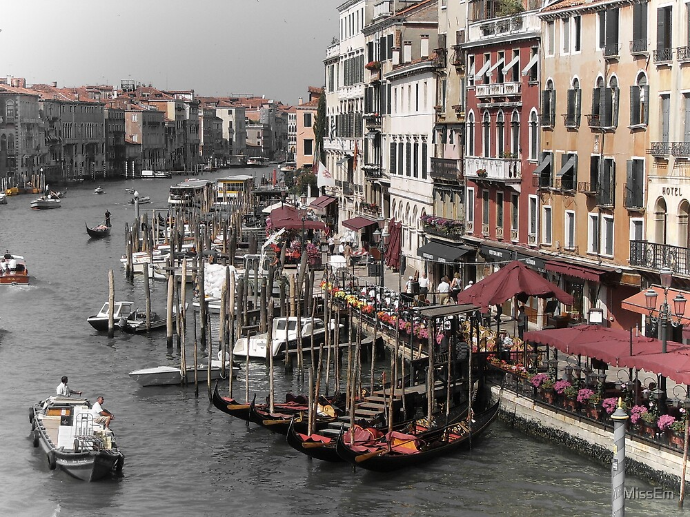 Venice by MissEm