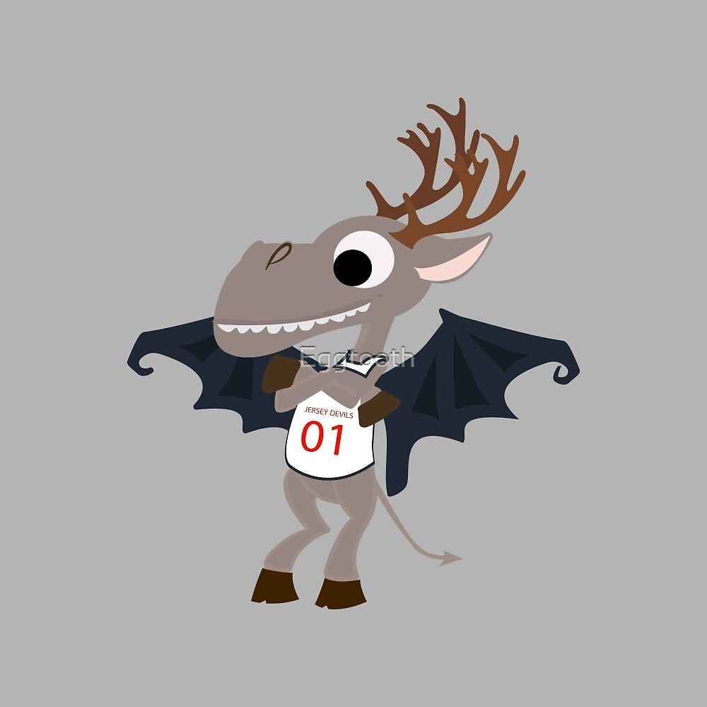Funny Little Jersey Devil by Eggtooth
