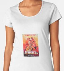 Once Upon a Time in China 2 Women's Premium T-Shirt