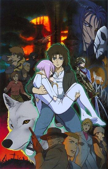 Wolf's Rain Epizoda 30 KRAJ