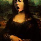 Mona Medusa  by Gravityx9