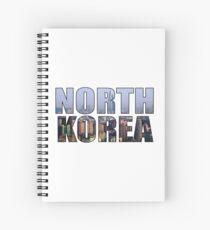 Nord Korea Spiralblock