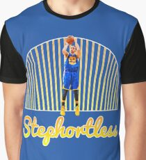 Stephortless - Curry - (Threezus ver. 2) Graphic T-Shirt