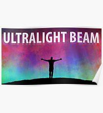 Ultralight Beam Poster