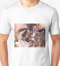 Fairies by Arthur Rackham Unisex T-Shirt