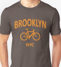 I Bike Brooklyn Unisex T-Shirt