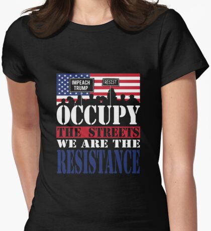 occupy the streets T-Shirt