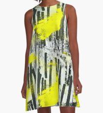 Jahrestagung der zitronengelben Waldfeen A-Line Dress