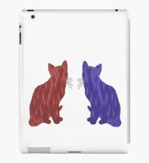 Cats iPad Case/Skin