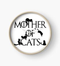 Reloj Madre de gatos Daenerys Spoof Crazy Cat Lady GoT