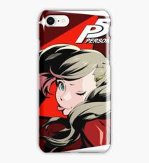 Naughty Ann iPhone Case/Skin