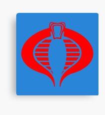 Cobra Command Canvas Print