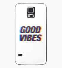 Gute Stimmung Techicolor Hülle & Klebefolie für Samsung Galaxy