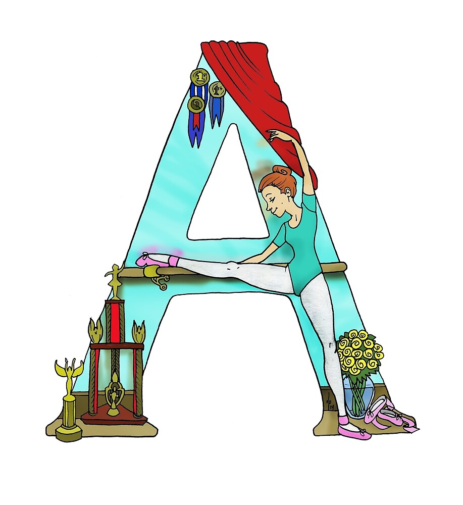 A is for Aimee by Dan Paul Roberts