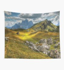 Landscape, Beautiful Landscape Wall Tapestry