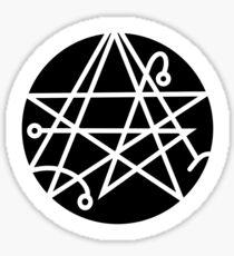 Sigil of the Gateway Sticker