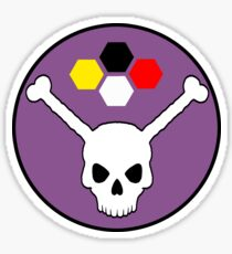 Skeleton Crew - Patch MST3K Sticker