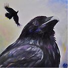The Raven by widdart